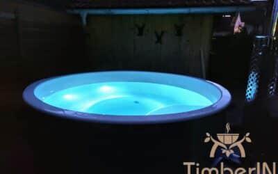 Badezuber Hot Tub Wasserpflege