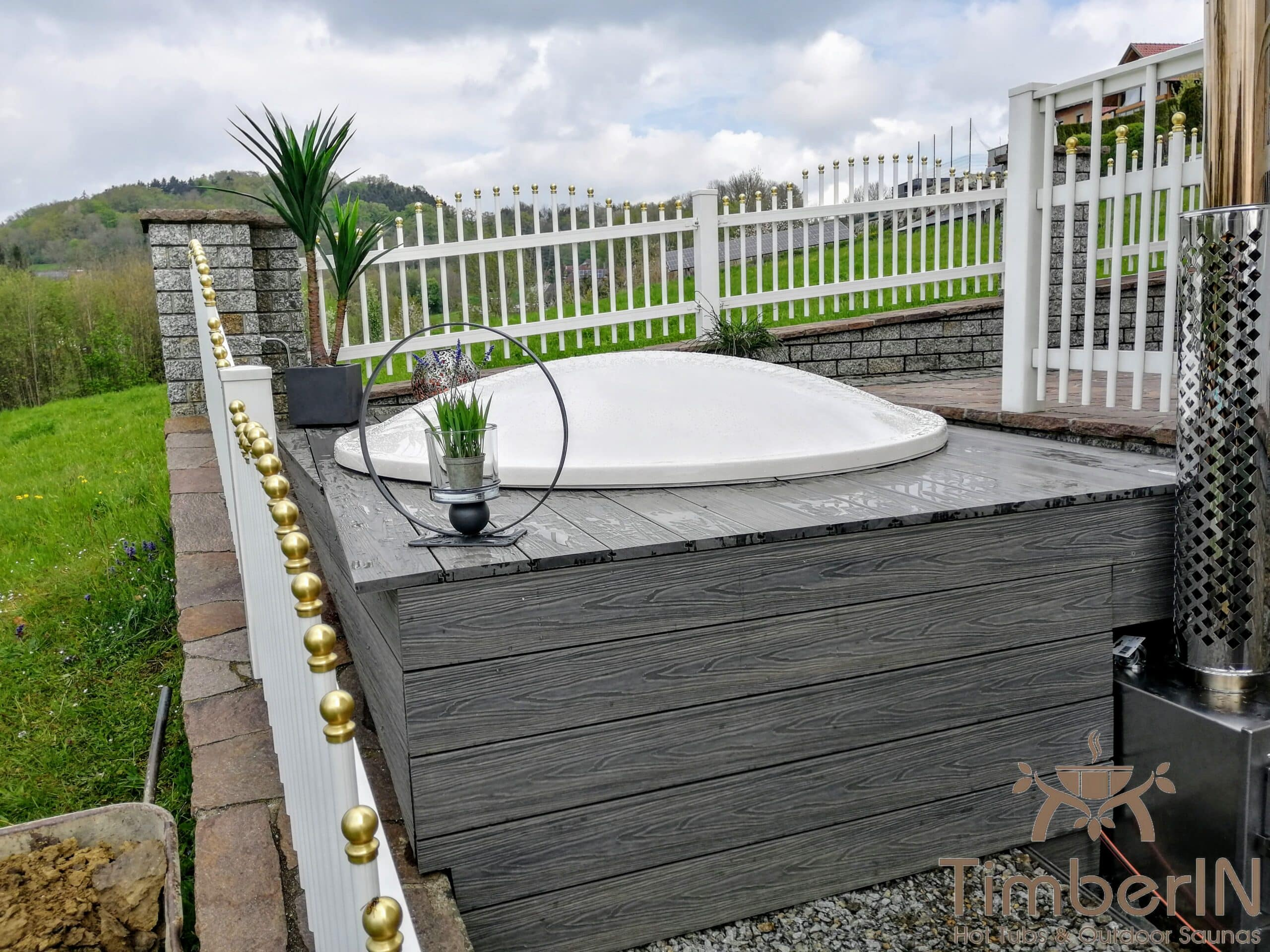 Badezuber Badefass Einbaumodell Einsatz Eingraben Eingelassen 1 1 scaled