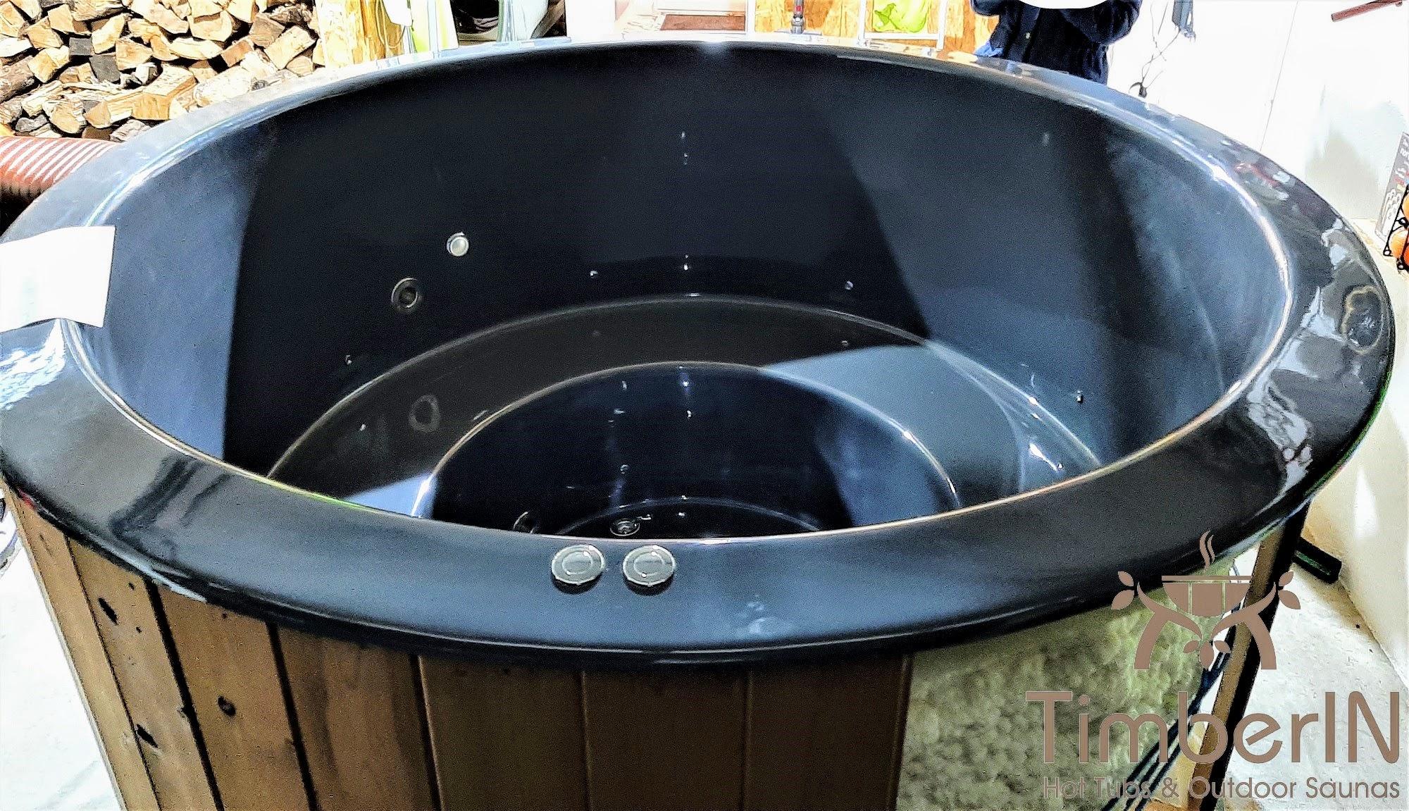 Badezuber Badefass Einbaumodell Einsatz Eingraben Eingelassen 1