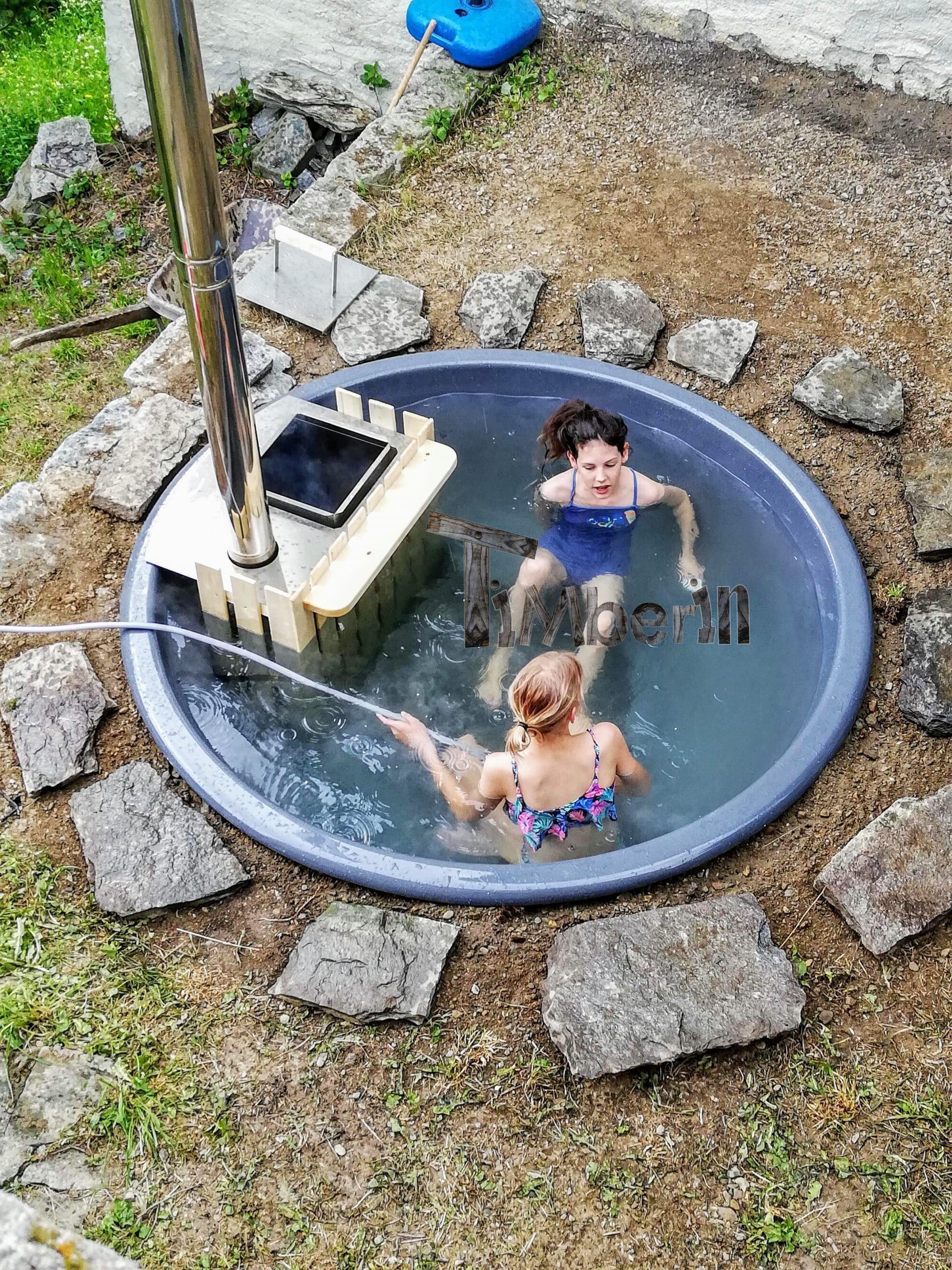 Badezuber Badefass Jacuzzi Hot tube Einbaumodell Einsatz Eingraben Eingelassen 3 2 scaled