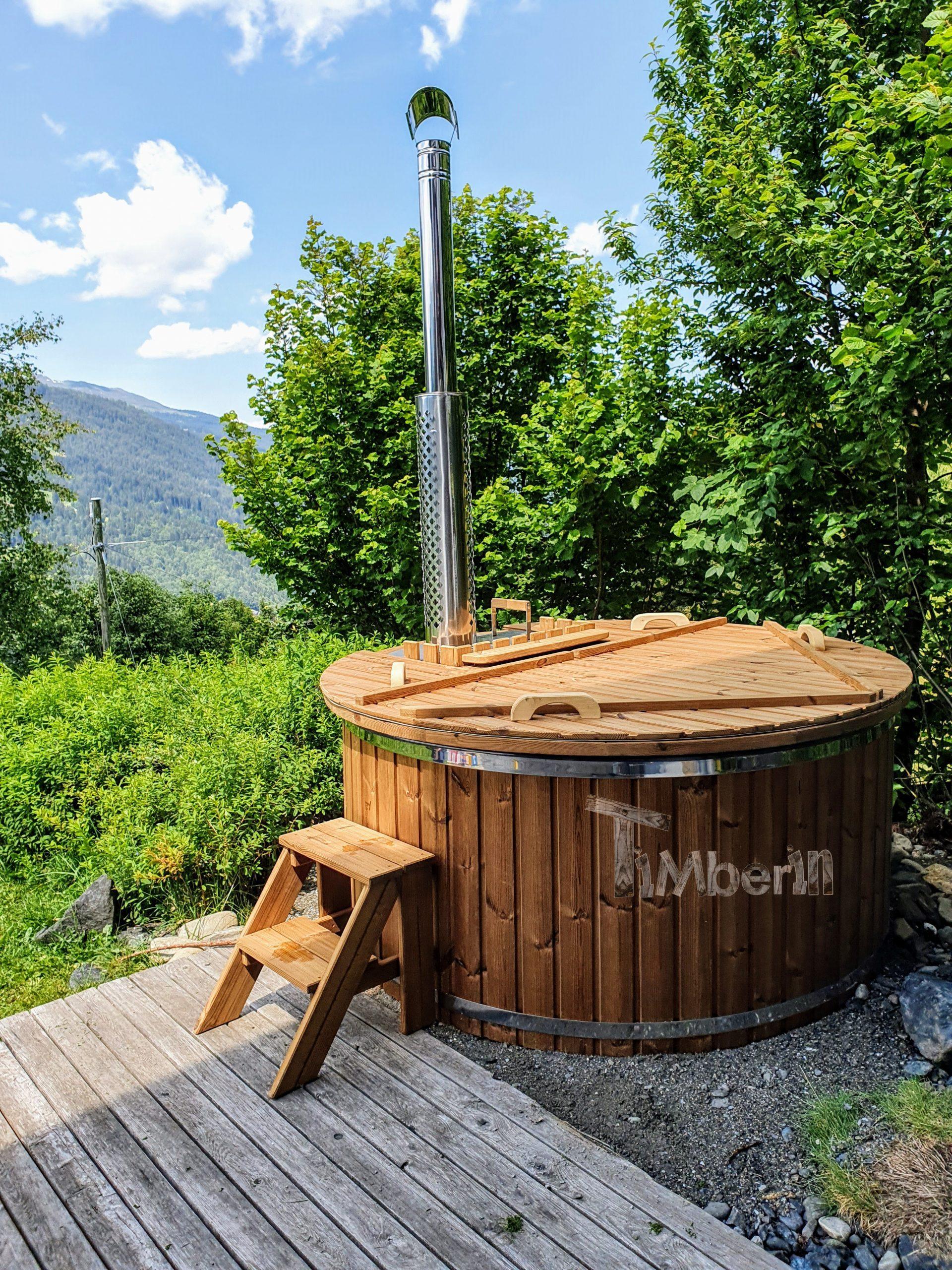 Holz Whirlpool für draußen Holzheizung 2 1 scaled