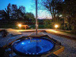 Komfort Einbaumodell Mit Aussenofen Terrace 2