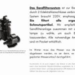 Wasserfiltration für Terrasse Whirlpool