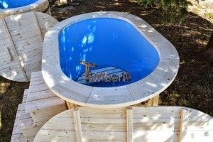 Japanische Ofuro Bad für 2 Personen 14