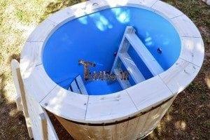Japanische Ofuro Bad für 2 Personen 8