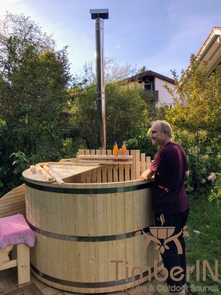 Holz Badebottich Bausatz guenstiges Modell 4