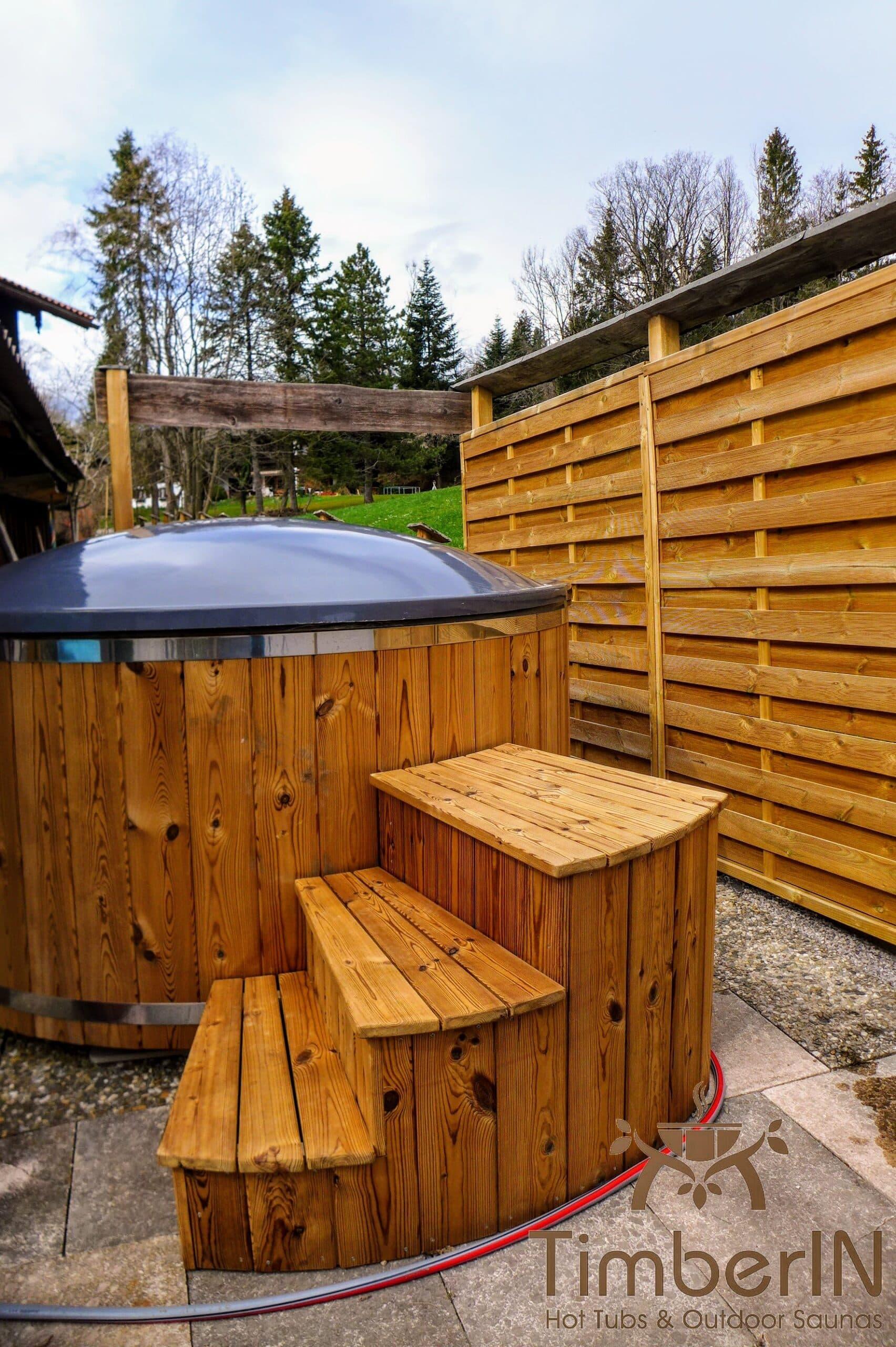 Schwedischer Badezuber Badefass mit Elektroofen Elektrisch 3 1 scaled