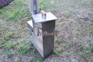 Edelstahl oder Aluminium Innenofen 10