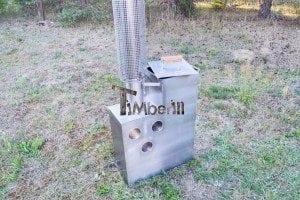 Edelstahl oder Aluminium Innenofen 12