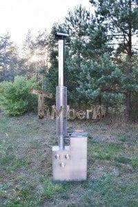 Edelstahl oder Aluminium Innenofen 4