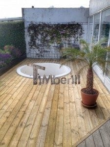 Einbaumodell für Terrasse 14