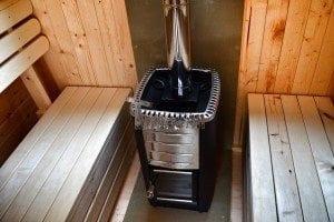 Iglu Sauna 3M Modell 18