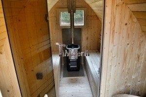 Iglu Sauna 3M Modell 25