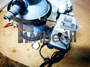 Wasserfiltrierungssystem der Badetonne 10