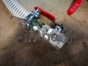 Wasserfiltrierungssystem der Badetonne 3