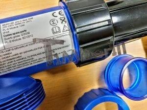 UV C Filter für die chemisch freie Wasseraufbereitung 2 1