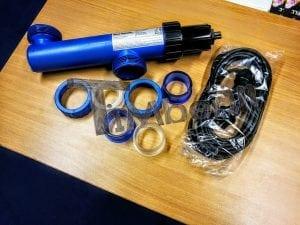 UV C Filter für die chemisch freie Wasseraufbereitung 4 1