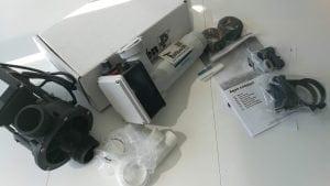 Elektroheizer für Whirlpools und Badezubern 1 1