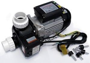 Elektroheizer für Whirlpools und Badezubern 3